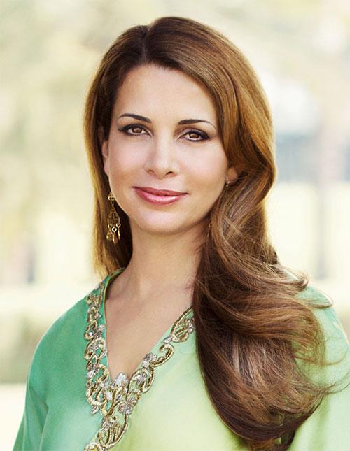 صاحبة السمو الملكي الأميرة هيا بنت الحسين – رئيس مجلس الإدارة