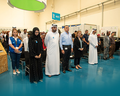 في اليوم العالمي للعمل الإنساني المدينة العالمية للخدمات الإنسانية في دبي تعطي الصوت إلى العاملات في مجال الإغاثة