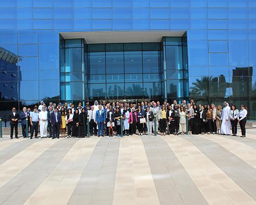 الاجتماع السنوي الرابع لأعضاء المدينة العالمية للخدمات الانسانية 2020