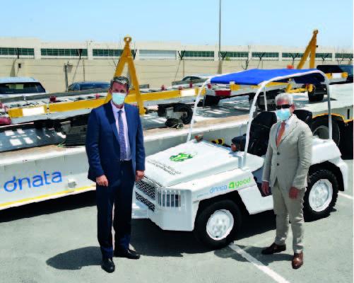 دناتا تدعم جهود المدينة العالمية للخدمات الإنسانية