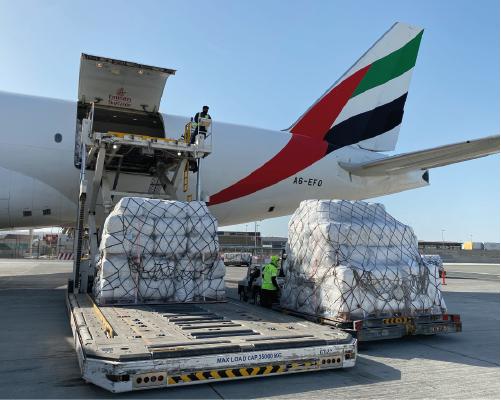 UNHCR Airlift to Sudan