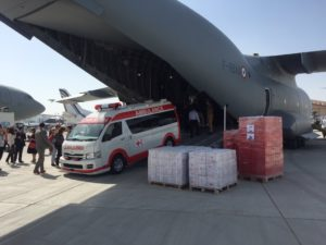 Experts Focus On Innovation To Support Disaster Relief Efforts