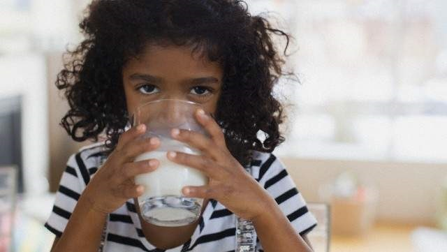Free milk for 20,000 children in need