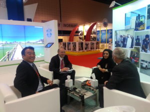 IHC Participation at DIHAD 2014 Concludes in DWTC, Dubai