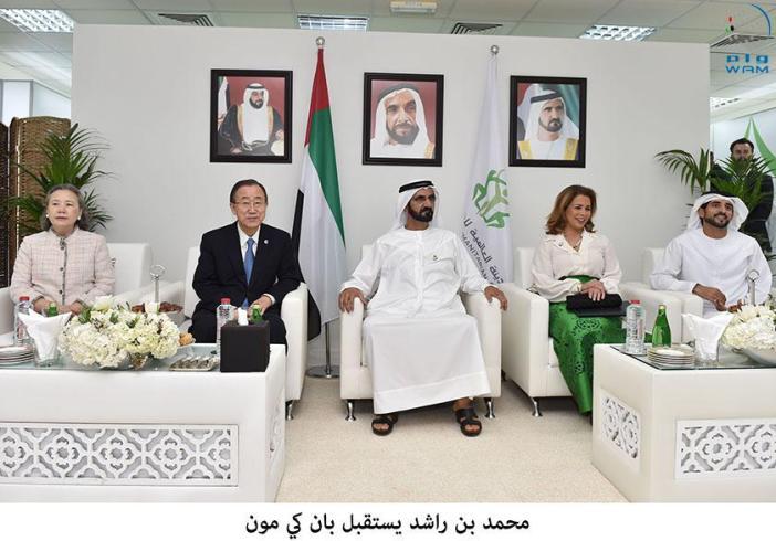 UAE a global humanitarian leader