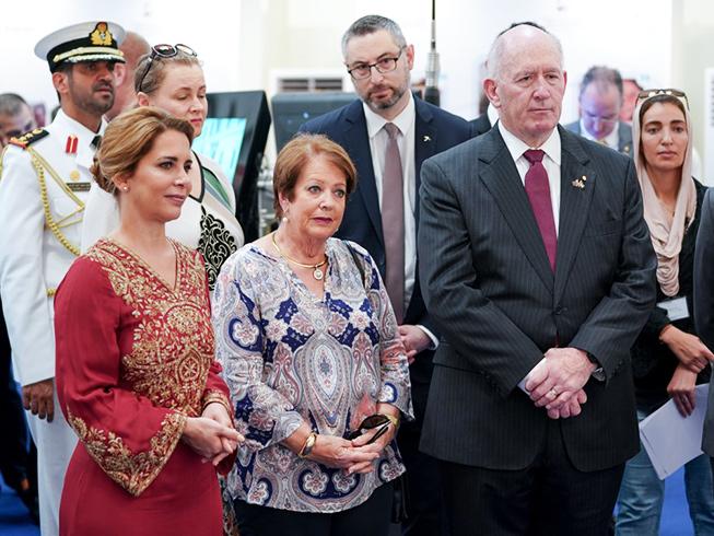 Governor-General of Australia visits IHC