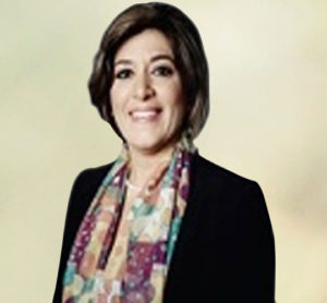 Mrs. Caroline Jamal Faraj