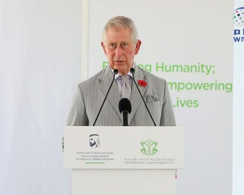 Prince Charles praises Zayed's remarkable legacy