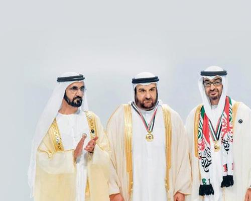 IHC HONORED AT UAE PIONEERS AWARD 2017