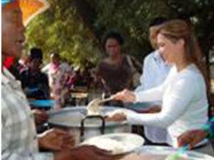 Princess Haya urges world to address threat to global food prices