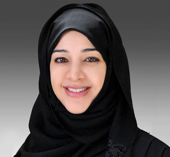 Her Excellency Reem Ebrahim Al-Hashimy - Minister of State