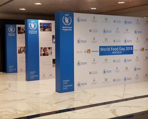 HUNGER PHOTO EXHIBIT AT DUBAI INTERNATIONAL FINANCIAL CENTRE (DIFC) MARKS WORLD FOOD DAY 2018