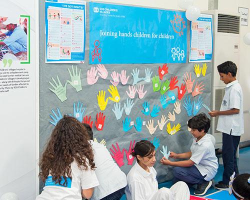 IHC celebrates World Children's Day