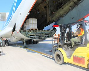 UAE Airlifts Life-Saving Supplies to Earthquake Victims in Albania