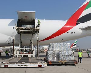 airlift to Burkina Faso