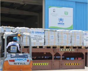 UNHCR to Bangladesh