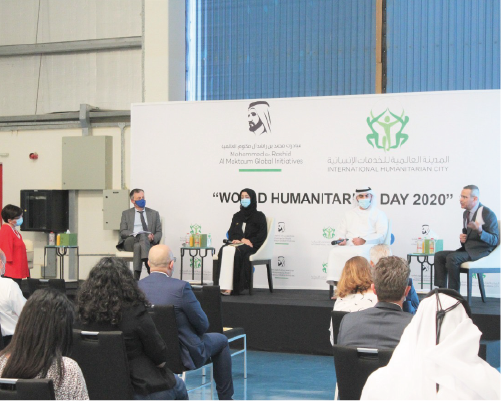 IHC Celebrates World Humanitarian Day 2020
