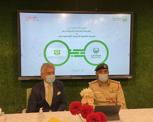 IHC signs MoU with Dubai Police on humanitarian aspects news-thumb