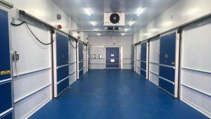 IHC Cold Chain Facility