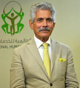 IHC CEO Giuseppe Saba Official Photo