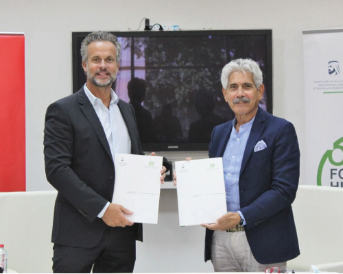 MoU with Aramex